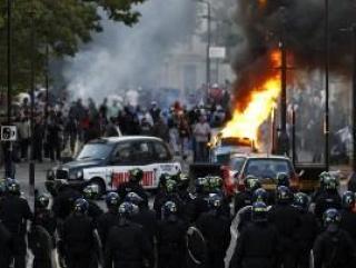 Лондонский бунт: другое лицо терроризма