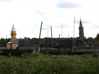 Минареты «аристократического» аула Сибири