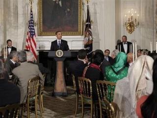 Обама провел ифтар в Белом Доме