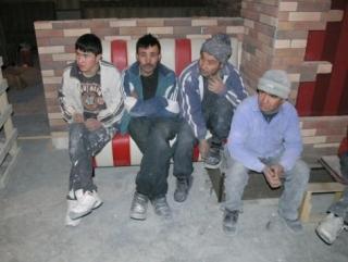 Таджикские мигранты получили работу в Москве
