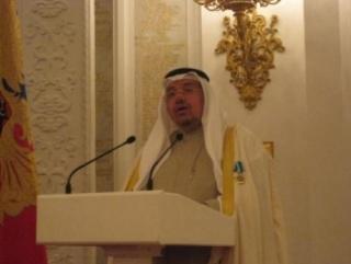 Адель аль-Фалях получил высшую награду Чечни