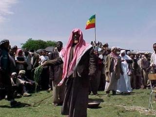 Эфиопы странствуют с проповедью ислама