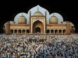 Индия обладает огромным потенциалом для развития исламского банкинга (на фото: мечеть Джама Масджид, Дели)