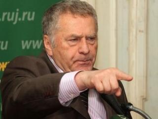 Жириновский против глав республик Кавказа