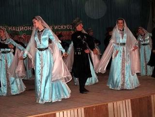 Национальный танец – это душа народа