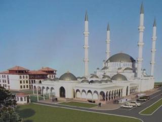 """""""Соборная мечеть Симферополя должна быть похожа на мечеть"""""""