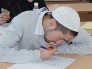 Таджикские студенты выражают протест миграцией