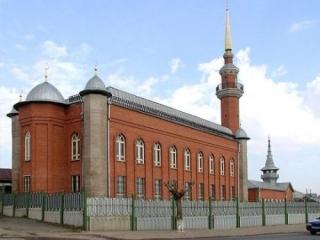 В Ижевске появилась остановка «Соборная мечеть»