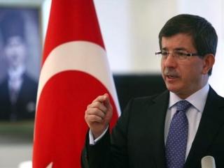 """Глава МИД Турции раскритиковал """"ближневосточный квартет"""""""