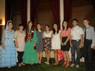 Президент Татарстана встретился с татарами Австралии