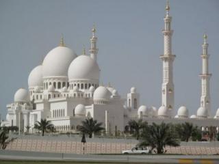 Великая мечеть шейха Зайеда в Абу-Даби