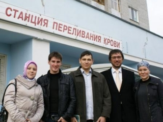 Мусульмане Татарстана стали донорами