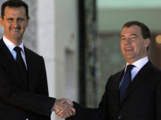 Медведев призвал Асада уйти, если он не способен к реформам
