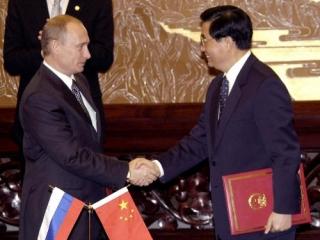 Как России перезагрузить отношения с Китаем