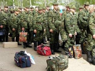 Российскую армию пугают чеченскими призывниками