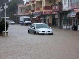 В результате наводнения в Турции есть погибшие