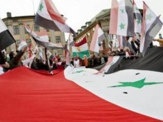 Жители Дамаска поблагодарили РФ и Китай за поддержку