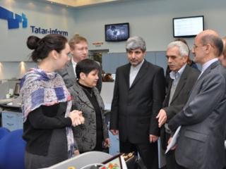 Иранцы хотят читать татарские новости на своём языке