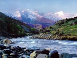 В Чечне на смену боевикам в горы придут туристы