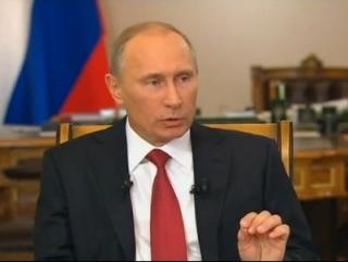 Путин: Я стараюсь доводить любое дело до логического конца
