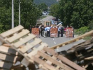 Север Косово очистят от сербских баррикад