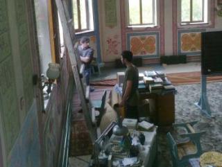 Чиколинские мусульмане реставрируют Соборную  мечеть