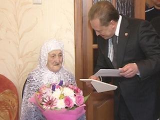 Столетний юбилей отметила жительница Татарстана
