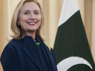 Клинтон заявила о сильном давлении на Пакистан