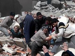 РФ предложила помощь пострадавшей от землетрясения Турции