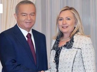 """США выводят Узбекистан на """"Новый шелковый путь"""""""