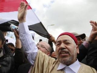 """Лидер Партии исламского возрождения """"Ан-Нахда"""" шейх Рашид Гануши"""