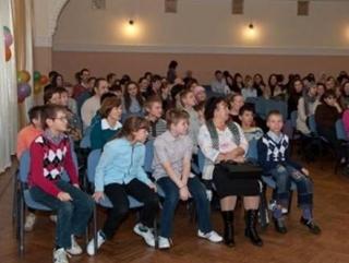 Детские улыбки и радость в Татарском культурном центре