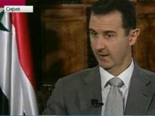 Глава Сирии рассчитывает на Россию