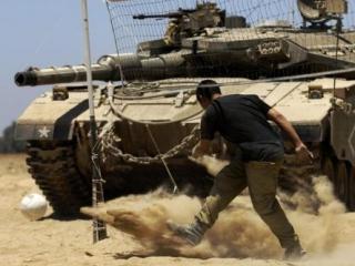 Перемирие между Израилем и Палестиной дало трещину