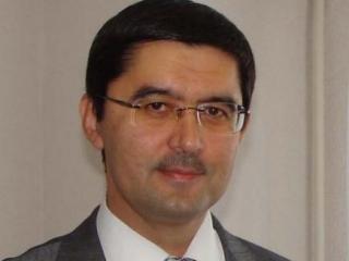 Ильхом Меражов, дацент Сибирского университета потребительской кооперации