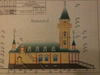 Без МРОМа мечеть в Верхней Туре не достроить