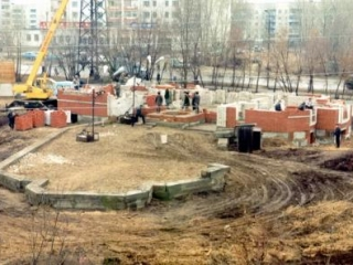 Возобновлено строительство мечети в Нижегородской области