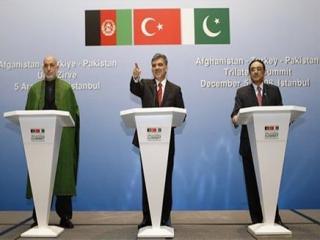 Саммит Турция-Афганистан-Пакистан продолжится конференцией