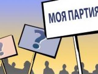 """Более 80% россиян не нашли """"свою партию"""" — опрос"""