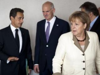 Лидеры Евросоюза против волеизъявления народа Греции