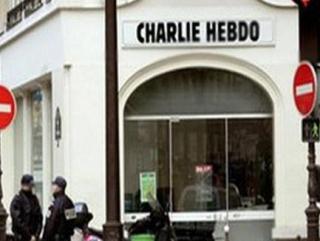В Париже сожгли редакцию за оскорбление пророка