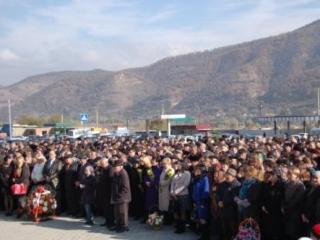 В Карачаево-Черкесии вспоминали жертв репрессий