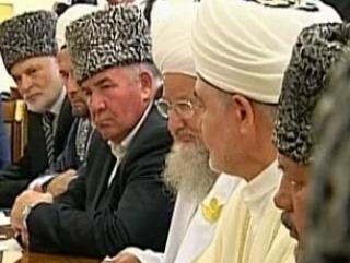 Четвертое ноября: Единение народов и муфтиятов