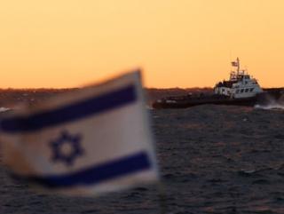 Израильские корабли перехватили гуманитарную флотилию