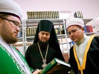 Ислам и православие встретились на Дальнем Востоке