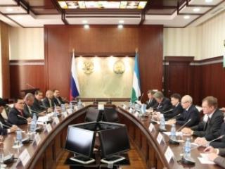 Президент Башкортостана встретился с делегацией Малайзии