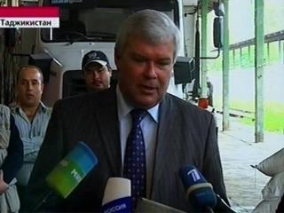 Россия отозвала посла из Душанбе для консультаций