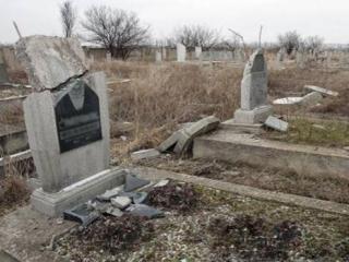В Нижнем Новгороде задержан осквернитель мусульманских могил