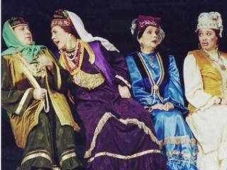 Татарская премьера в Малом Театре