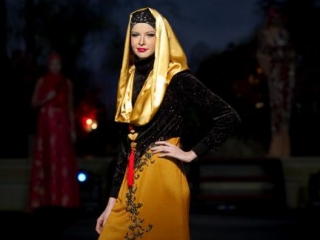 Haute Couture с исламским акцентом